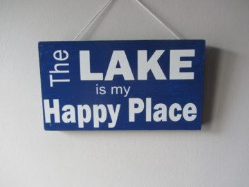 Lake Sayings Wall Art That Speaks To You