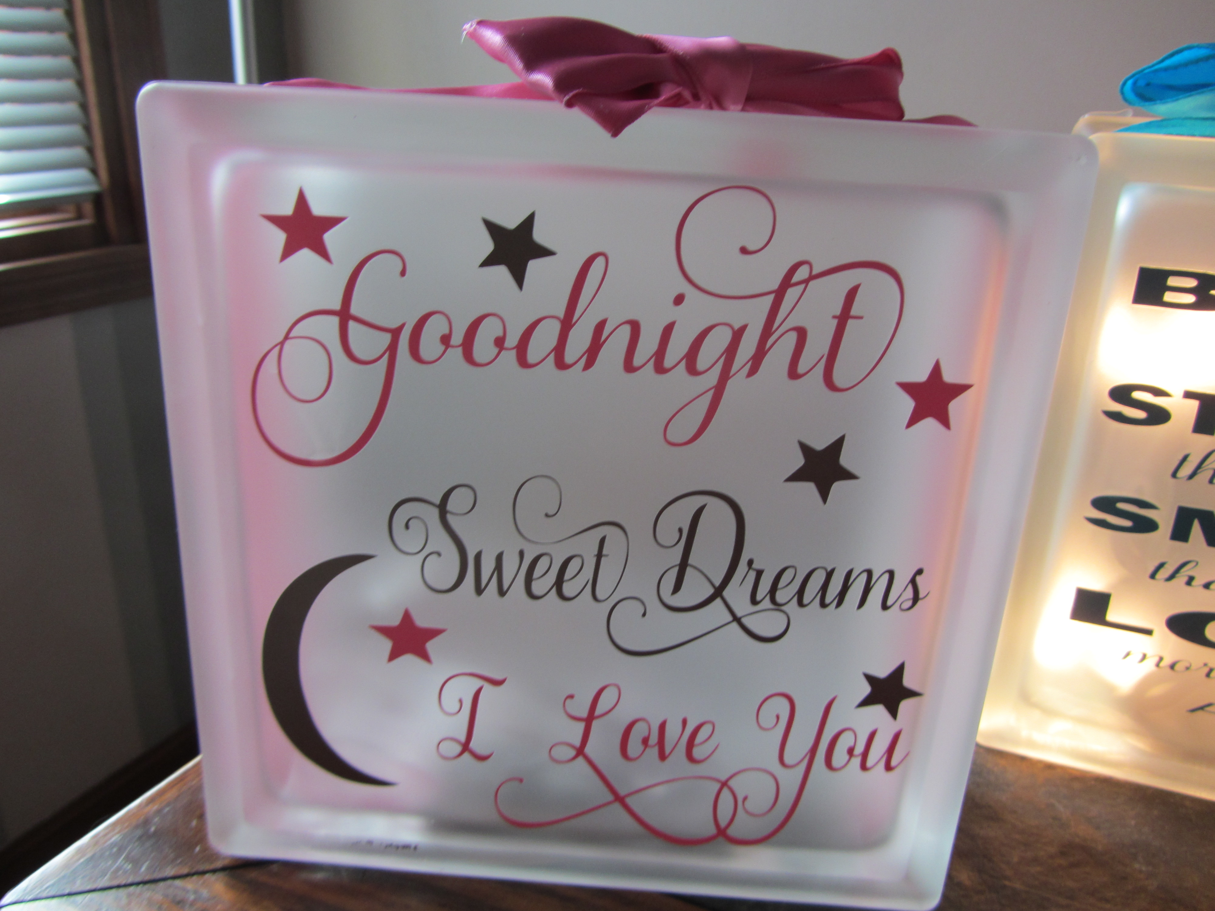 Good Night Sweet Dreams I Love You Wall Art That Speaks To You